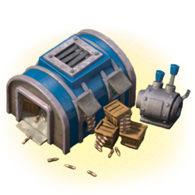 Armory - Level 3