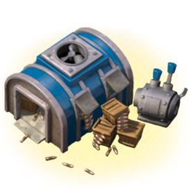 Armory - Level 4