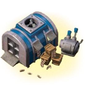 Armory - Level 5