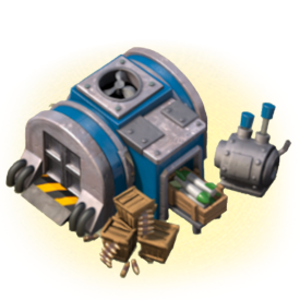 Armory - Level 7