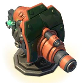Boom Cannon - Level 10