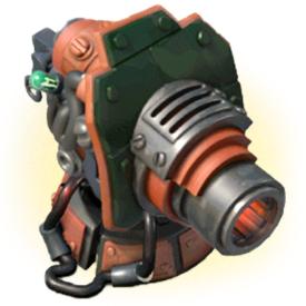 Boom Cannon - Level 15