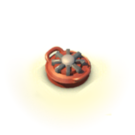 The Boom Mine stops the enemy in their tracks! Its high impact blast is focused in a small area.