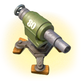 Cannon - Level 1