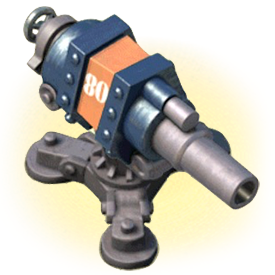 Cannon - Level 11