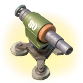 Cannon - Level 2
