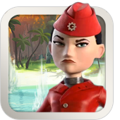 A new enemy approaches: Colonel Gearheart! Tear down her War Factories in the hunt for prototype modules.