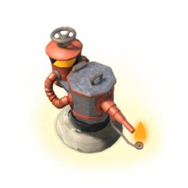 Flamethrower - Level 1