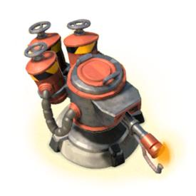 Flamethrower - Level 7