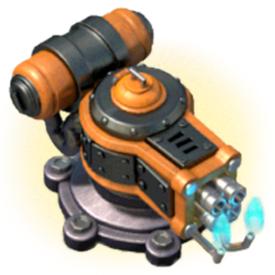 Flamethrower - Level 18