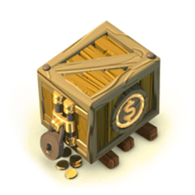 Gold Storage - Level 1