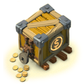 Gold Storage - Level 5