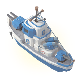 Gunboat - Level 10