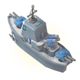 Gunboat - Level 15