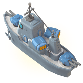 Gunboat - Level 17