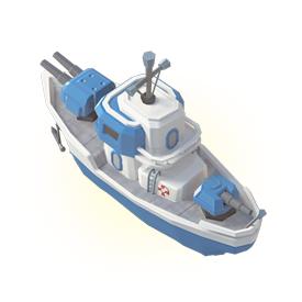 Gunboat - Level 8
