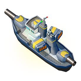 Gunboat - Level 22