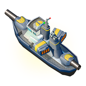 Gunboat - Level 22
