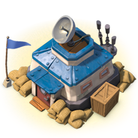 Headquarters - Level 11