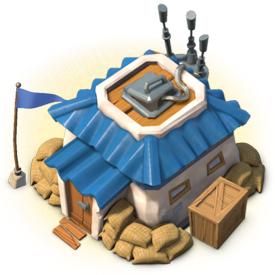 Headquarters - Level 7