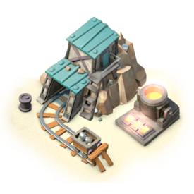 Iron Mine - Level 2