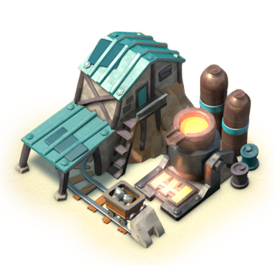 Iron Mine - Level 5