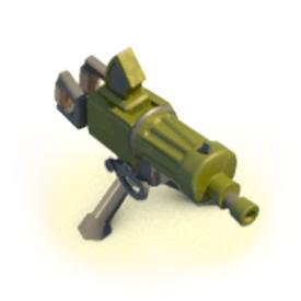 Machine Gun - Level 2