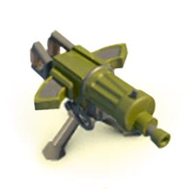 Machine Gun - Level 3