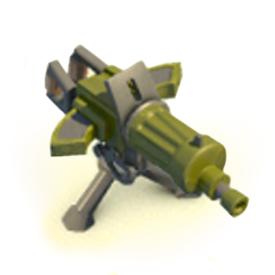 Machine Gun - Level 4