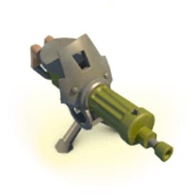 Machine Gun - Level 6