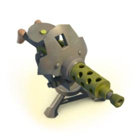 Machine Gun - Level 8