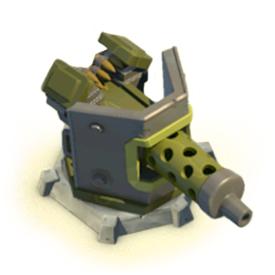 Machine Gun - Level 9