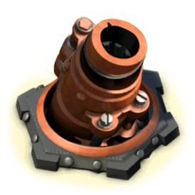 Mortar - Level 16