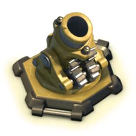 Mortar - Level 9