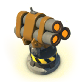 Rocket Launcher - Level 1