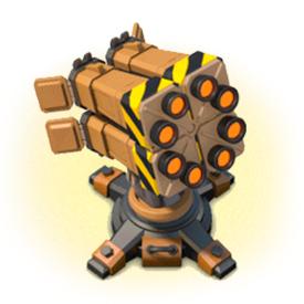 Rocket Launcher - Level 13