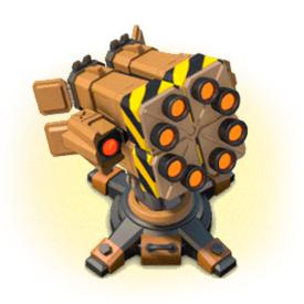 Rocket Launcher - Level 14