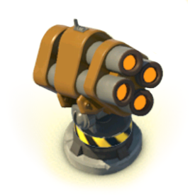 Rocket Launcher - Level 2