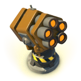 Rocket Launcher - Level 3