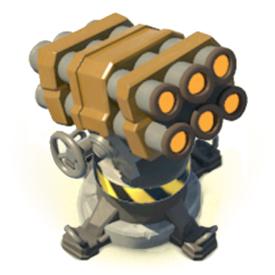 Rocket Launcher - Level 5