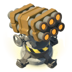 Rocket Launcher - Level 5