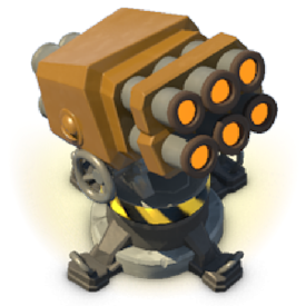 Rocket Launcher - Level 6