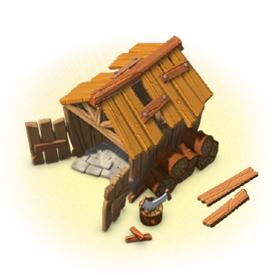 Sawmill - Level 1
