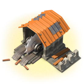 Sawmill - Level 6