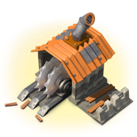 Sawmill - Level 7