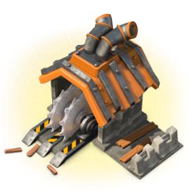 Sawmill - Level 8