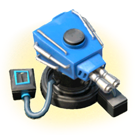 Shock Blaster - Level 1