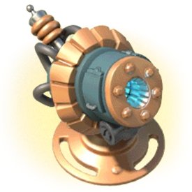 Shock Launcher - Level 2