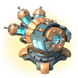 Shock Launcher - Level 10