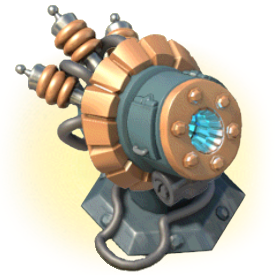 Shock Launcher - Level 4